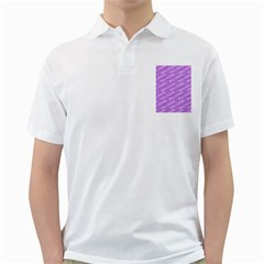 Many Stars, Lilac Golf Shirts