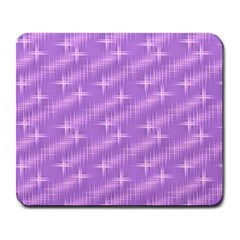 Many Stars, Lilac Large Mousepads