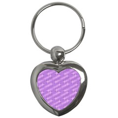 Many Stars, Lilac Key Chains (Heart)
