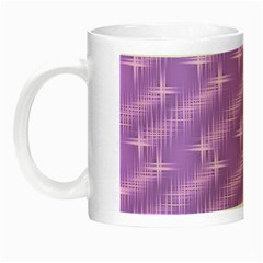 Many Stars, Lilac Night Luminous Mugs