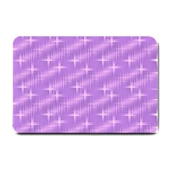 Many Stars, Lilac Small Doormat