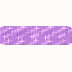 Many Stars, Lilac Large Bar Mats