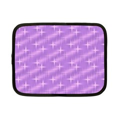 Many Stars, Lilac Netbook Case (Small)