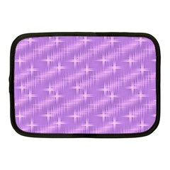 Many Stars, Lilac Netbook Case (Medium)
