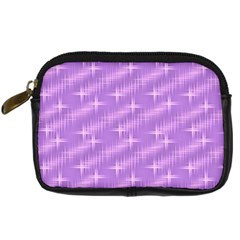 Many Stars, Lilac Digital Camera Cases
