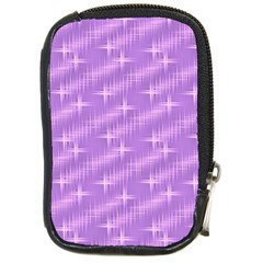 Many Stars, Lilac Compact Camera Cases by ImpressiveMoments