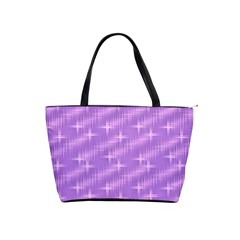 Many Stars, Lilac Shoulder Handbags