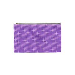 Many Stars, Lilac Cosmetic Bag (Small)