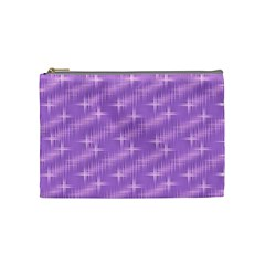 Many Stars, Lilac Cosmetic Bag (Medium)