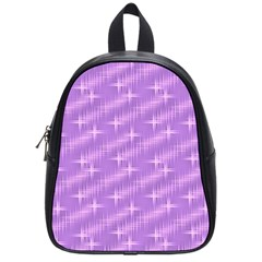 Many Stars, Lilac School Bags (Small)