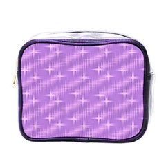 Many Stars, Lilac Mini Toiletries Bags