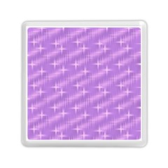 Many Stars, Lilac Memory Card Reader (Square)