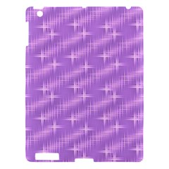 Many Stars, Lilac Apple iPad 3/4 Hardshell Case
