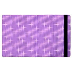 Many Stars, Lilac Apple iPad 3/4 Flip Case