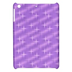 Many Stars, Lilac Apple iPad Mini Hardshell Case