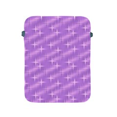Many Stars, Lilac Apple iPad 2/3/4 Protective Soft Cases