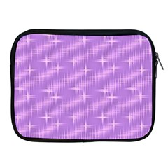 Many Stars, Lilac Apple iPad 2/3/4 Zipper Cases