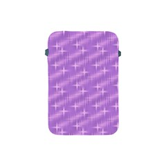 Many Stars, Lilac Apple iPad Mini Protective Soft Cases