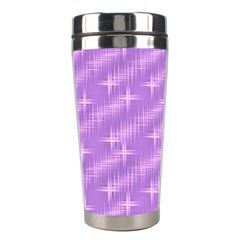 Many Stars, Lilac Stainless Steel Travel Tumblers