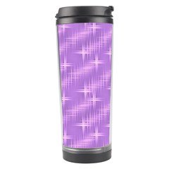 Many Stars, Lilac Travel Tumblers