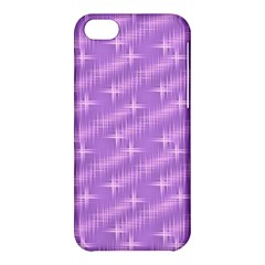Many Stars, Lilac Apple iPhone 5C Hardshell Case