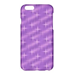 Many Stars, Lilac Apple iPhone 6 Plus Hardshell Case