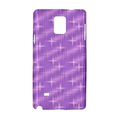 Many Stars, Lilac Samsung Galaxy Note 4 Hardshell Case