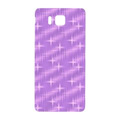 Many Stars, Lilac Samsung Galaxy Alpha Hardshell Back Case