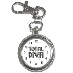 Total Diva  Key Chain Watches by OCDesignss