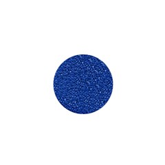 Sparkling Glitter Blue 1  Mini Buttons by ImpressiveMoments