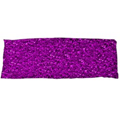 Sparkling Glitter Hot Pink Body Pillow Cases (dakimakura)  by ImpressiveMoments