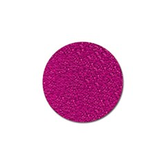 Sparkling Glitter Pink Golf Ball Marker by ImpressiveMoments
