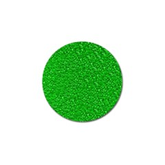 Sparkling Glitter Neon Green Golf Ball Marker (10 Pack) by ImpressiveMoments