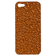Sparkling Glitter Terra Apple Iphone 5 Hardshell Case