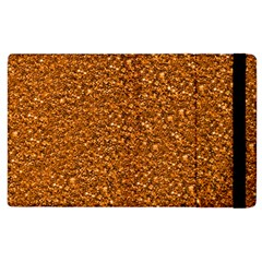 Sparkling Glitter Terra Apple Ipad 3/4 Flip Case by ImpressiveMoments