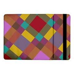 Shapes Pattern	samsung Galaxy Tab Pro 10 1  Flip Case by LalyLauraFLM