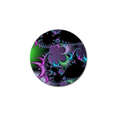 Fractal Dream Golf Ball Marker (4 Pack) by ImpressiveMoments