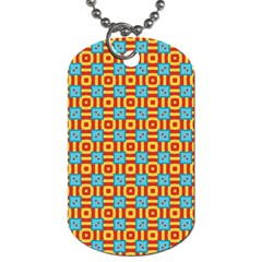 Cute Pretty Elegant Pattern Dog Tag (one Side) by creativemom