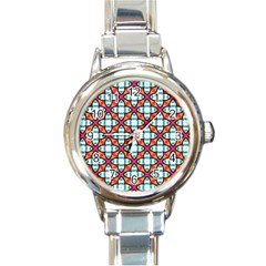 Pattern 1284 Round Italian Charm Watches