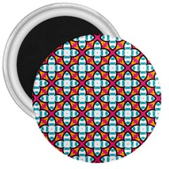 Pattern 1284 3  Magnets