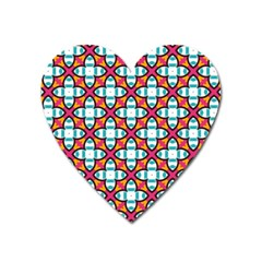 Pattern 1284 Heart Magnet by creativemom