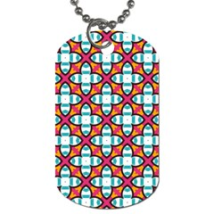 Pattern 1284 Dog Tag (One Side)