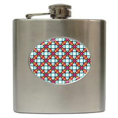 Pattern 1284 Hip Flask (6 Oz)