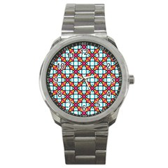Pattern 1284 Sport Metal Watches by creativemom