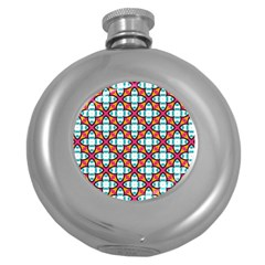 Pattern 1284 Round Hip Flask (5 Oz) by creativemom