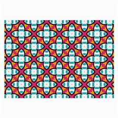 Pattern 1284 Large Glasses Cloth