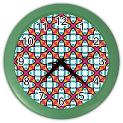 Pattern 1284 Color Wall Clocks