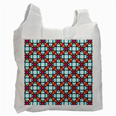 Pattern 1284 Recycle Bag (Two Side)