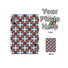 Pattern 1284 Playing Cards 54 (Mini)