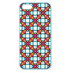 Pattern 1284 Apple Seamless iPhone 5 Case (Color)